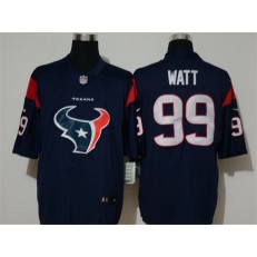 Houston Texans #99 J.J. Watt Navy Vapor Untouchable Limited Nike NFL Men Jersey