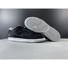MEDICOM TOY x NIKE SB DUNK LOW BE@RBRICK BLACK WHITE CZ5127-001