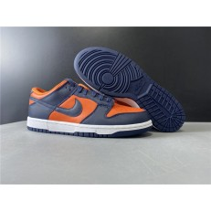 NIKE DUNK LOW SP CHAMP COLORS UNIVERSITY ORANGE MARINE CU1727-800