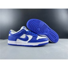 NIKE DUNK LOW SP KENTUCKY WHITE VARSITY ROYAL CU1726-100
