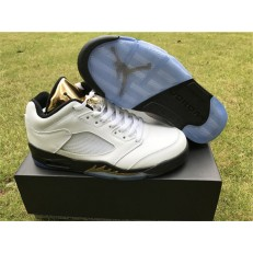 AIR JORDAN 5 RETRO LOW OLYMPIC GOLD