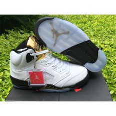 AIR JORDAN 5 RETRO OLYMPIC GOLD