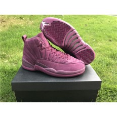 AIR JORDAN 12 RETRO PSNY BURGUNDY