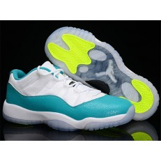 AIR JORDAN 11 RETRO LOW GG (GS) AQUA SAFARI