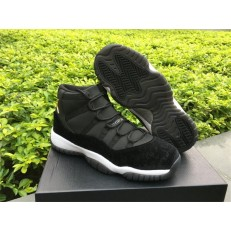 AIR JORDAN 11 RETRO RL GG (GS) BLACK VELVET