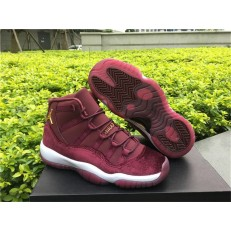 AIR JORDAN 11 RETRO RL GG (GS) RED VELVET