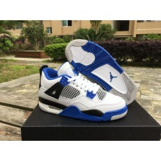 AIR JORDAN 4 RETRO BG (GS) MOTOR SPORT