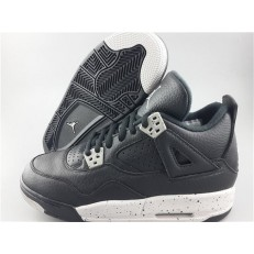 AIR JORDAN 4 RETRO BG (GS) OREO