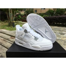 AIR JORDAN 4 RETRO BG (GS) PURE MONEY