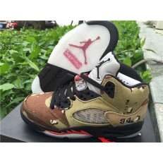 AIR JORDAN 5 RETRO GS SUPREME CAMO