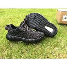 ADIDAS YEEZY BOOST 350 INFANT BLACK KIDS