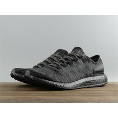 ADIDAS PURE BOOST BLACK S80702