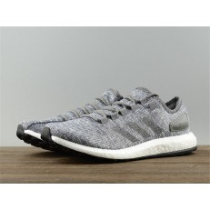 ADIDAS PURE BOOST GREY WHITE BA8900