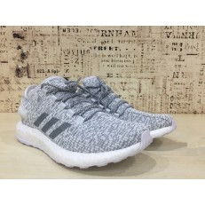 ADIDAS PURE BOOST WHITE GREY BA9058