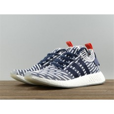 ADIDAS NMD R2 PK BLUE STRIPE BB2909