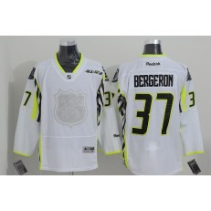 Boston Bruins #37 Patrice Bergeron White 2015 All Star Stitched NHL Jersey