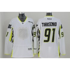 St.Louis Blues #91 Vladimir Tarasenko White 2015 All Star Stitched NHL Jersey