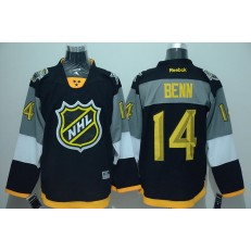 Dallas Stars #14 Jamie Benn Black 2016 All Star NHL Jersey