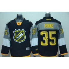 Nashville Predators #35 Pekka Rinne Black 2016 All Star NHL Jersey