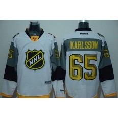 Ottawa Senators #65 Erik Karlsson White 2016 All Star NHL Jersey