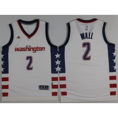 Washington Wizards #2 John Wall 2016-17 New Season Stitched NBA Jersey