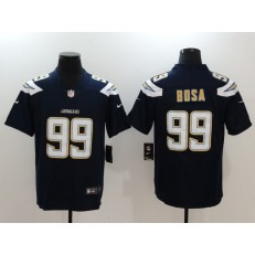 San Diego Chargers #99 Joey Bosa Black Vapor Untouchable Player Limited Nike NFL Jersey